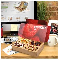 graze | snacks by mail Use code BREANA65P for your first and fifth box free! Cancel anytime- even after the first box!