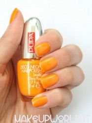 Pupa Disco Yellow 050 #makeup #trucco #smalto #nail #nails #nailart #nailpolish #review #beauty #beautyblogger #nailmania