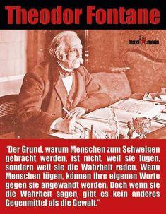 Theodor Fontäne … Wahrheit