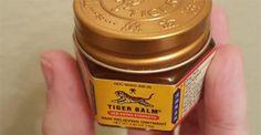 Vroeger werd tijgerbalsem voor alles en nog wat gebruikt maar het is steeds meer…