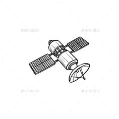 Buy Satellite Hand Drawn Outline Doodle Icon by Visual_Generation on GraphicRiver. Navigation and communication, space and antenna concept. Mini Tattoos, Leg Tattoos, Body Art Tattoos, Galaxy Drawings, Space Drawings, 300 Drawing Prompts, Airplane Tattoos, Cartoon Chicken, Doodle Art Drawing