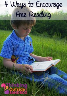 4 Ways to Encourage Free Reading