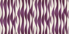 Purple Vertical Waves created by Hemingway Design exclusively for Surface View
