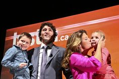 Launch of Justin's Liberal leadership campaign. Oct 2, 2012. by Trudeau pour Papineau