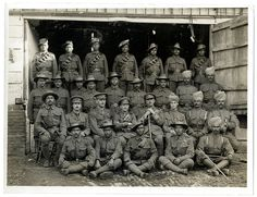 Group of all ranks 2/2 Gurkhas, 9th Gurkhas and 6th Jats who have received honours or been mentioned in dispatches in this war [St Floris, France]. Photographer: H. D. Girdwood. Date: 23 Jul 1915