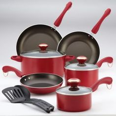 A cookware set furnishes any kitchen with the tools needed to creat...