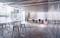 Cool offices: Hyundai Card Design Lab by Jean Nouvel, Seoul – South Korea