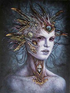 The Alchemy Aphotic By: Larkin Art