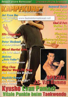 Kampfkunst International Januar 2014 - kostenlos online erhältlich