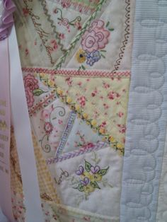 Crabapple Hill Crazy Quilt
