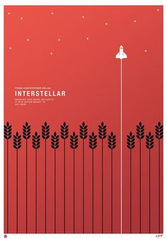 'Interstellar': galería de posters 'fan made' - Álbum de fotos - SensaCine.com