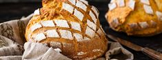 Bauernbrot - Rezept | Swissmilk Tasty Bread Recipe, Bread Recipes, Muffin, Cooking, Breakfast, Gnocchi, Milk, Pizza, Foods