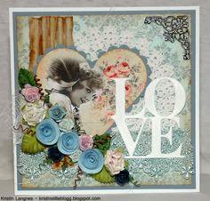 Kristins lille blogg: Love