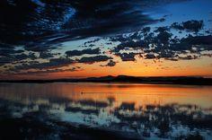A New Day, Fern Ridge Oregon by Falling Art, via Flickr