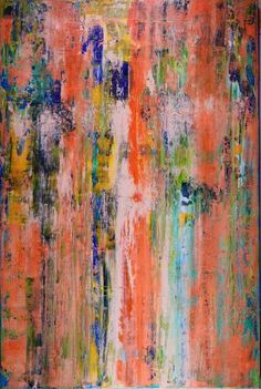 "Saatchi Art Artist Nestor Toro; Painting, ""Cathartic III"" #art"