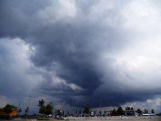 02.08.2014 -  Gewitterwolken @ Packsattel