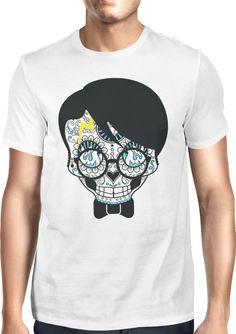 Sugar Skull Harry - Dhaporshankh Guys Tee