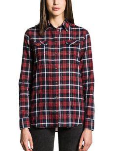 Hemden    Ein lässiges kariertes Replay Hemd, welches sowohl im Büro, als auch beim Date passt.    Außenmaterial: 98% Baumwolle, 2% Polyester...