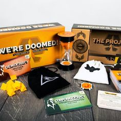 We're Doomed from Breaking Games - The Game of Global Panic Game Assets, Board Games, Essentials, Nice, Christmas, Inspiration, Xmas, Biblical Inspiration, Tabletop Games