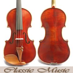 189.99$  Buy here - http://alifuh.worldwells.pw/go.php?t=32520632125 - Top Hand Oil Varnish,The Red Mendelssohn Violin No.1404 .Warm Sound, Amati Model Violin, 189.99$