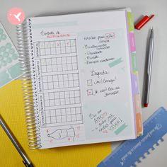 My Planner Colibri Planner 2018, Agenda Planner, My Planner Colibri, Planner Diario, Bullet Journel, Planners, Creative Journal, Studyblr, Printable Planner