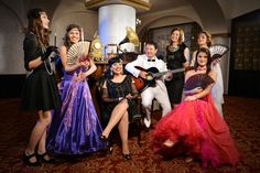 Orchestra Alesis - repertoriul lor include numeroase piese proprii, dar si cover-uri dupa cele mai populare melodii de petrecere si romante, precum si muzica usoara romaneasca si internationala.  http://macrea-events.ro/orchestra-alesis/