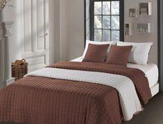 Luxusné prešivané prehozy na posteľ béžovo hnedej farby Bed, Furniture, Design, Home Decor, Homemade Home Decor, Stream Bed, Home Furnishings, Beds, Design Comics