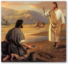 """Tras la Resurrección, Jesús confirmó a Pedro como el pastor universal de todo su rebaño, la Iglesia. Cuenta el evangelista san Juan que: """"Después de haber comido, dice Jesús a Simón Pedro: «Simón d…"""