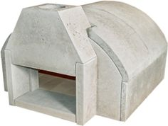 "Fogazzo ""treasure chest"" wood fired oven, a better design for a better wood fired oven."