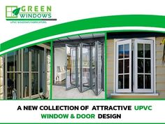Green Windows offers the best quality uPVC windows, perfect sound treatment, the best user experience, High acoustic performance, Low-Frequency Control, Brands: Best Sound, Unique performance, and fantastic team works. Green Windows, Upvc Windows, Windows And Doors, User Experience, Door Design, Acoustic, Unique, Outdoor Decor