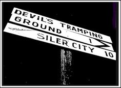 The Devil's Tramping Ground; one of NC's most mysterious places - 10 miles from my home town; check this out: http://en.wikipedia.org/wiki/Devil's_Tramping_Ground