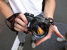 Asahi Pentax Spotmatic with 85mm f1.8 Takumar lens