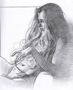 Original drawings from former artist for the film industry James Martin Studio. Figure Sketching, Figure Drawing, Painting & Drawing, Pencil Art Drawings, Art Drawings Sketches, Sketch Drawing, Anatomy Art, Anatomy Drawing, Beautiful Drawings
