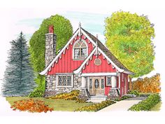 Lana S The Little House Storybook English Cottage What My New