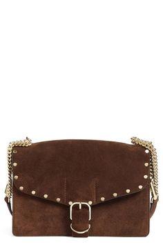 Medium Biker Leather Rebecca Minkoff Shoulder Bag