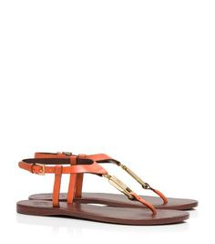 f796f280bd6 Tory Burch. T Bar Flat ShoesFlat SandalsShoes ...
