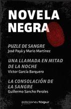 """Nuestro Tagus Today de hoy es para los apasionados de la novela negra, """"Pack novela negra"""". Tres fabulosas novelas de Ediciones Tagus en una sola descarga."""