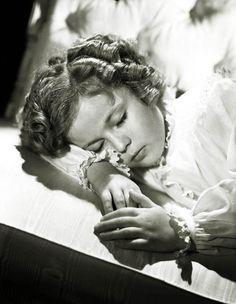 Shirley Temple, por George Hurrell, 1935