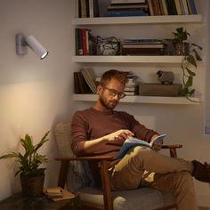 Philips Hue App, Led Ceiling Spotlights, Spot Plafond, Led Spots, Spot Led, Modern Ceiling, Thing 1, Smart Home, Smartphone