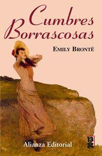 Cumbres borrascosa, de Emily Bronte