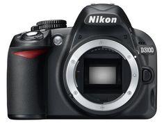 Nikon DSLR D3100... I really really really wish I owned a DSLR!!