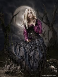 Goddess Spirit by febbymarcel.deviantart.com on @deviantART