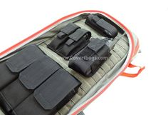 Elite Survival Systems Velcro Mounted Tactical Pouches www.covertbags.com