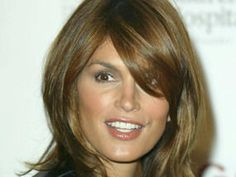 cindy crawford hair color - Google Search