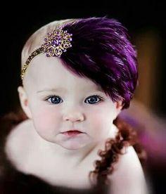 CUTE CUTE! What A beautiful Baby Girl~~~~