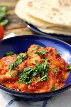Indian cuisine - tikka masala chicken