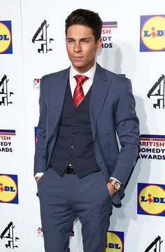 Joey Essex Photos: British Comedy Awards in London