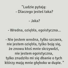 Polish Memes, Motivational Quotes, Inspirational Quotes, Interesting Quotes, Some Quotes, Meaningful Words, Motto, Motivation Inspiration, Quotations
