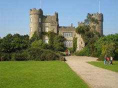 Clontarf Castle Dublin, Where my parents got married 50 years ago.