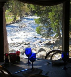 Grand Lake, Colorado: The Rapids Restaurant - Grand Lake's only riverside dining!